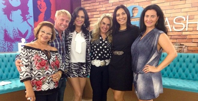 Programa É Fashion com Marisa Sampaio